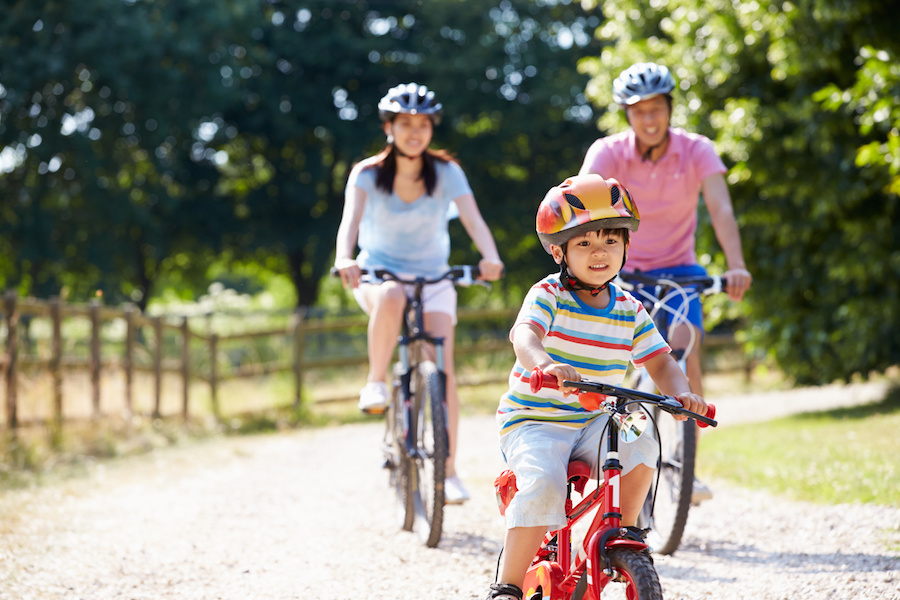 Bicycle Safety Tips for Young Children